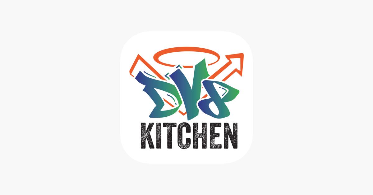 Dv8 Kitchen On The App Store