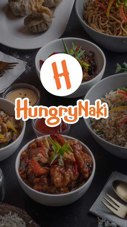 HungryNaki - Food Delivery