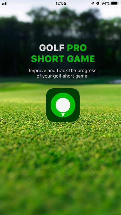 Golf Pro Short Game app image