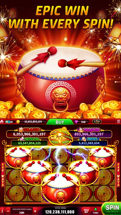 Gold Fortune Casino-Slots Game screenshot-3