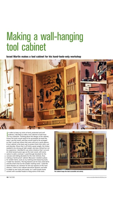Screenshot for Furniture & Cabinetmaking in United Arab Emirates App Store