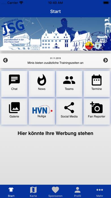 JSG Münden VolkmarshausenScreenshot von 2