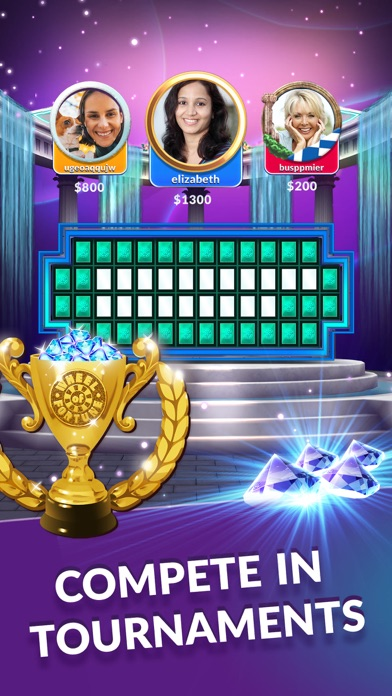 Wheel of Fortune: Show Puzzles screenshot two