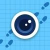 Geotag Cam - Geo Watermark - iPhoneアプリ