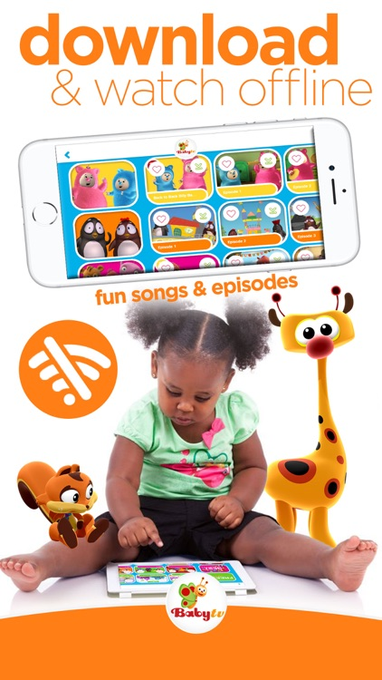 BabyTV Video: Kids TV & Songs