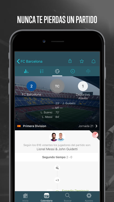 Screenshot for Forza Football in Colombia App Store