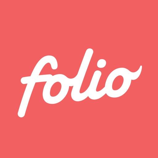 投資アプリFOLIOで資産運用を手軽に楽しく