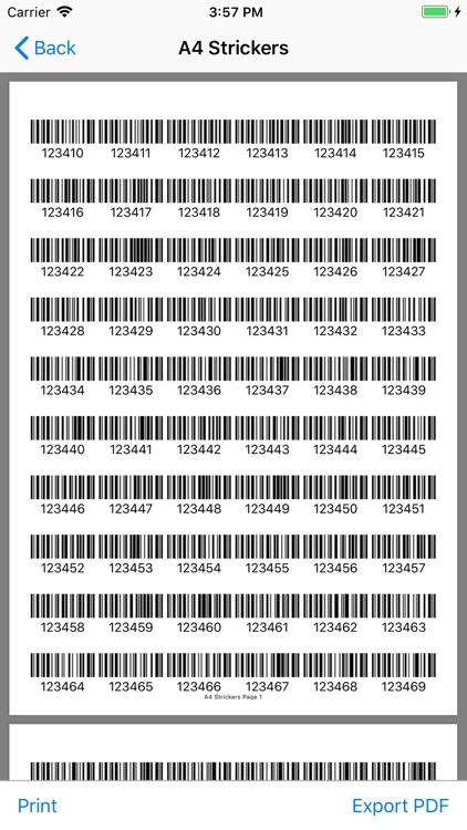 Power Barcode Scanner screenshot-4