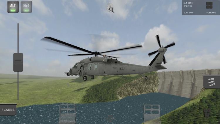 Flight Sims Air Cavalry Pilots screenshot-4