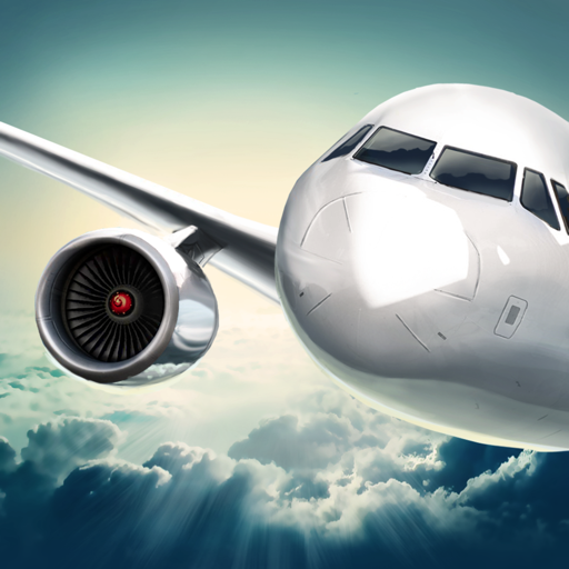 空中旅行 —— 驾驶飞机模拟器 for 游戏