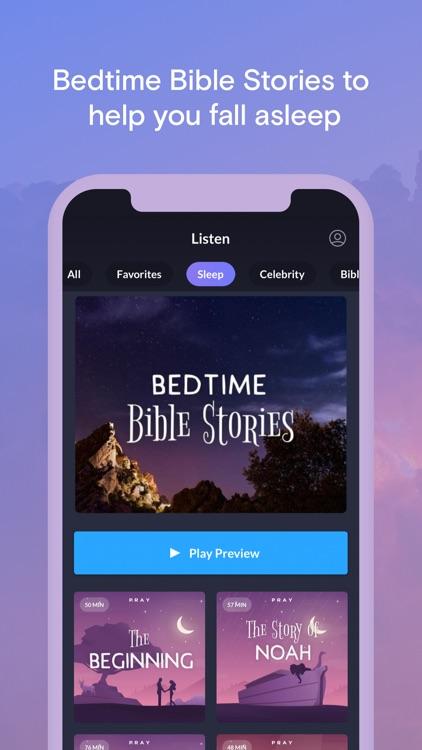 Pray.com Bible & Sleep Stories