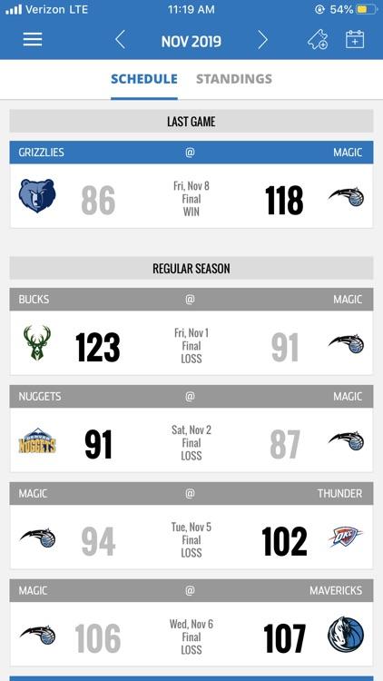 Orlando Magic Mobile screenshot-4