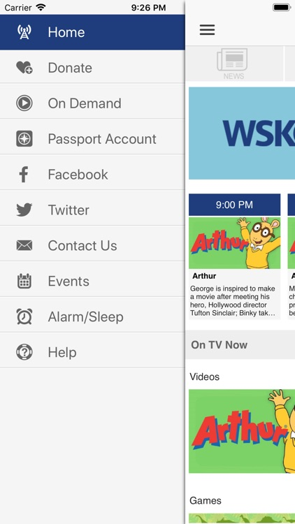 WSKG Public Media App screenshot-4