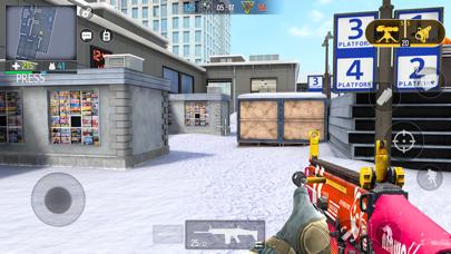Modern Ops: Online Shooter FPS free Gold hack