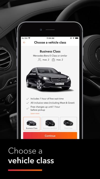 Blacklane - Chauffeur Service screenshot-6
