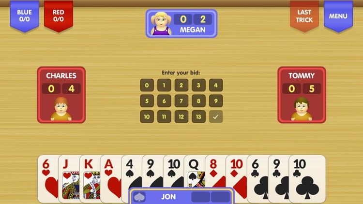 Spades ∙ screenshot-4