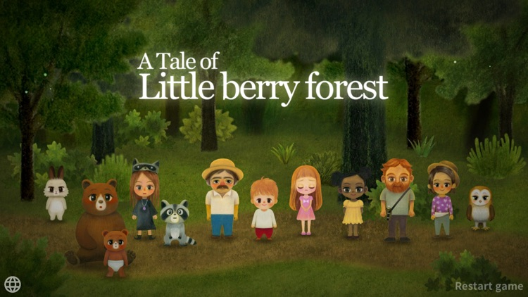 A Tale of Little Berry Forest