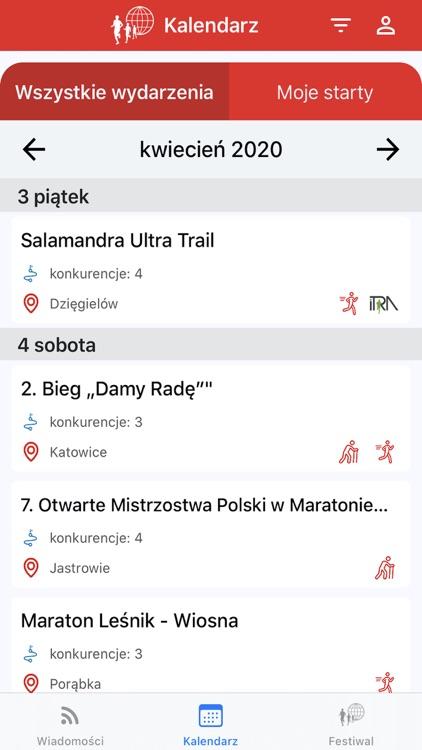 Festiwal Biegów - Bieganie 365