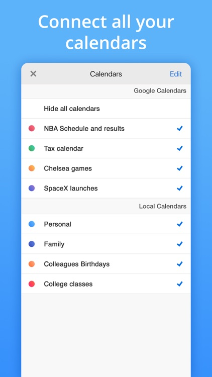 Calendars by Readdle screenshot-7