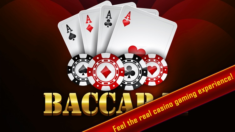 Baccarat - Casino Style screenshot-1