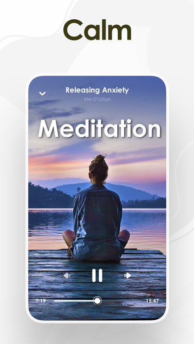 Meditation by Soothing Pod Screenshot