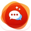 Color Chats - Text Messages iphone and android app
