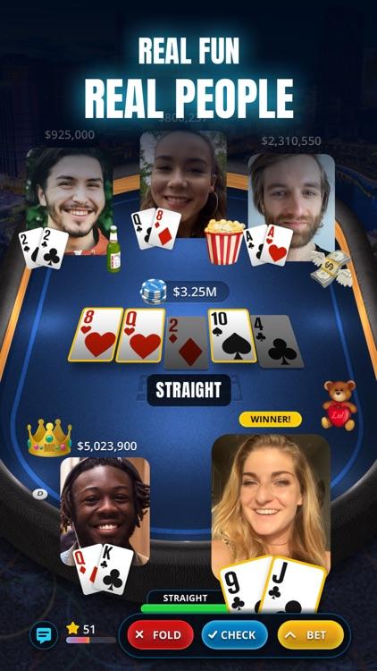 Poker Face - Meet & Play Live screenshot-3