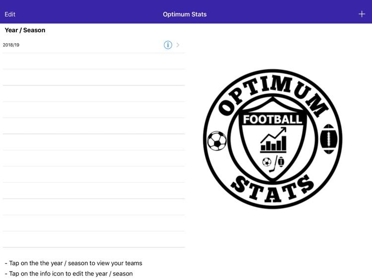 Football Statistics screenshot-5