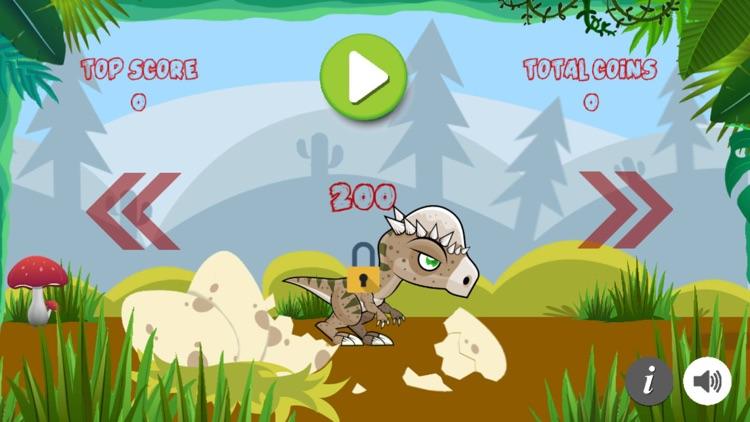 Dino Run- Dinosaur world by Amil Muhammed