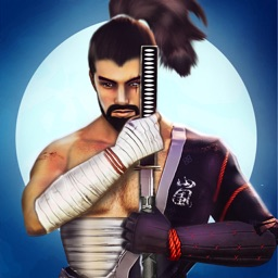Shadow Ninja Fight: Samurai 3d