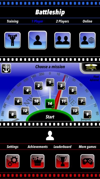 Battleship Board Game screenshot-4
