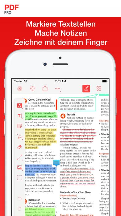 PDF Pro 4Screenshot von 2