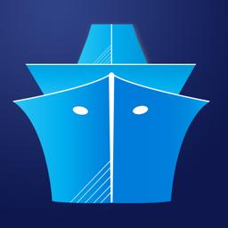 Ícone do app MarineTraffic - Ship Tracking