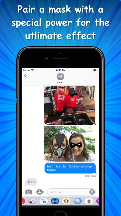 Superheroes - Masks and Powers screenshot-7