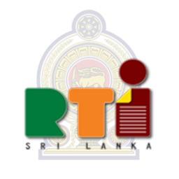 RTI Sri Lanka Officer