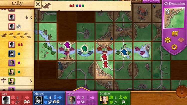 Carcassonne screenshot-4