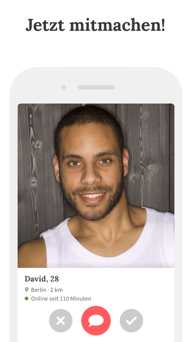 JAUMO Flirt Chat & Dating für PC - Windows 10/8/7/Mac OS