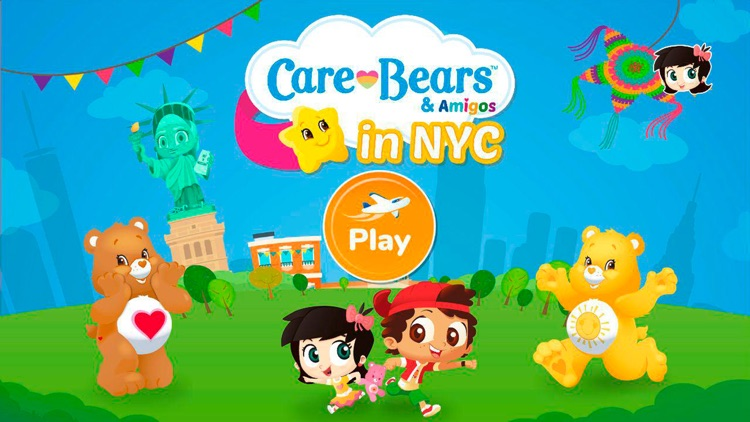 Care Bears & Amigos in NYC