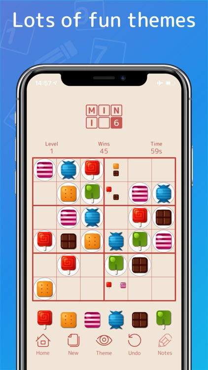 Sudoku Touch - Number Place -