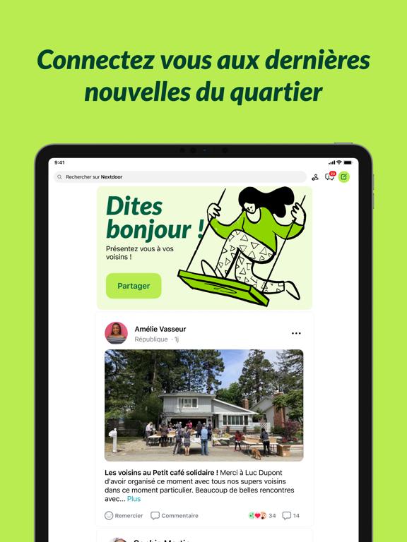 Nextdoor - l'app du quartier