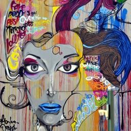 AR Graffiti Artist