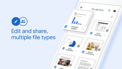 download Google Docs: Sync, Edit, Share apps 1