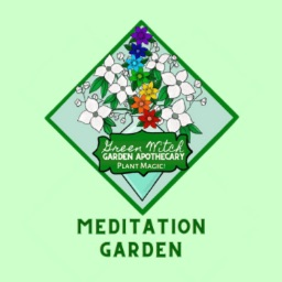 Green Witch Meditation Garden