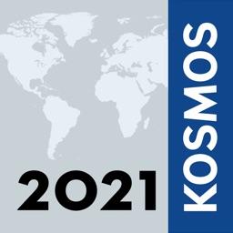 KOSMOS Welt-Almanach 2021