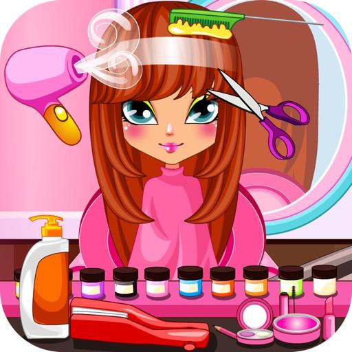 Girls Hair Salon Beauty Games