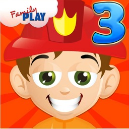 Fireman Grade 3 Learning Games