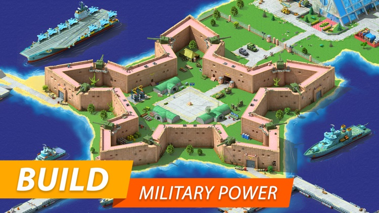 Megapolis: Big Town Tycoon Sim