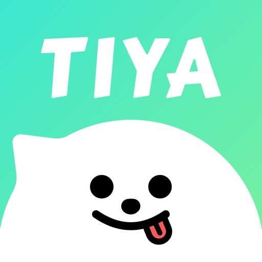 Tiya - Voice Chat & Match free software for iPhone and iPad