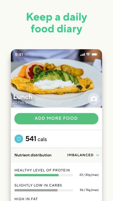cancel Lifesum: Diet & Macro Tracker subscription image 2