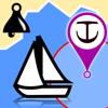 Pomacanthus - Anchor! alarme de mouillage illustration